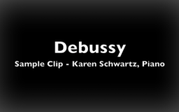 Debussy, The Toy Box